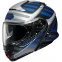 Shoei Neotec 2  - Splicer flip up helmet TC2 Matt Blue/Black