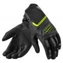 Rev'it glove Neutron 2 - Black/NeonYellow