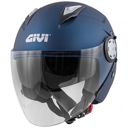 Givi casco 12.3 Stratos - Blu scuro opaco