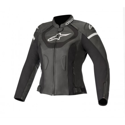 Alpinestars giubbotto in pelle donna Stella Jaws V3