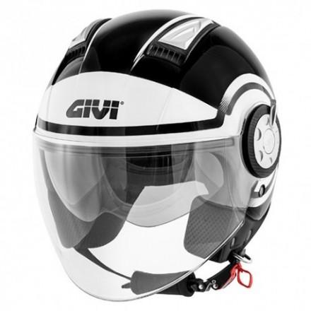 Givi Casco 11.1 Air Jet-R Round