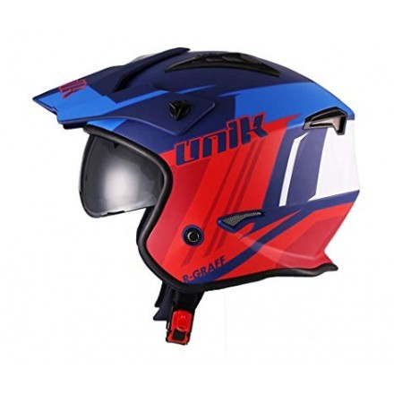 Unik Casco Trial Ct-07