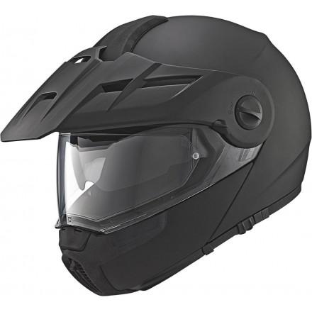 Schuberth casco modulare E1 - Glossy White taglia S