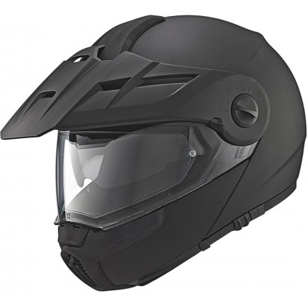 Schuberth E1 flip up helmet - GlossyWhite