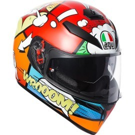 Agv casco K-3 Sv Pinlock Top - Balloon