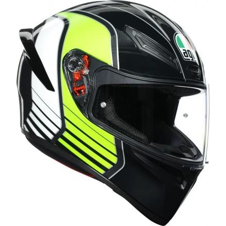 agv casco k1 multi wurmup