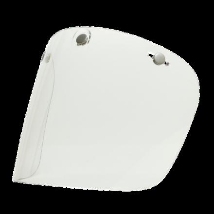 Agv visiera trasparente Flat Leg-2 per casco X70