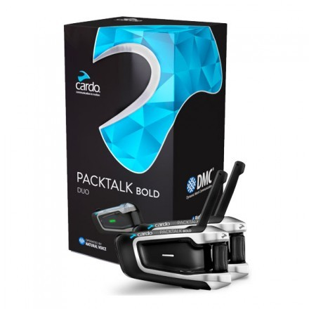 Cardo interfono doppio Packtalk Bold JBL Duo