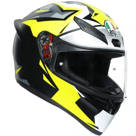 Agv casco integrale K1 Top VR46 Flavum 46