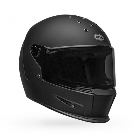 Bell casco integrale Eliminator Solid - Matte Black