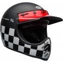 Bell Moto-3 full face helmet - Fasthouse Checkers M/G