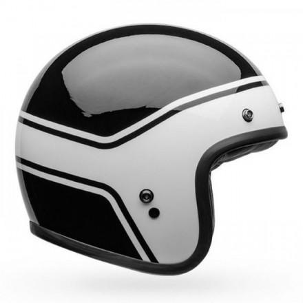 Bell Custom 500 DLX vintage jet helmet - Pulse Gloss