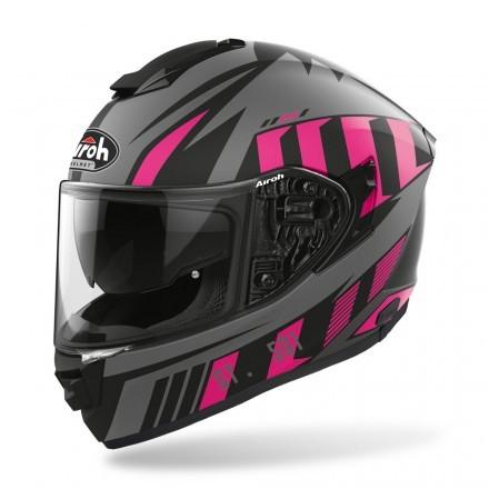 Airoh full face helmet ST501 Blade - Pink Matt