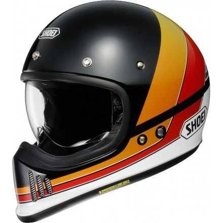 Shoei EX-Zero - Equation TC-2 full face helmet