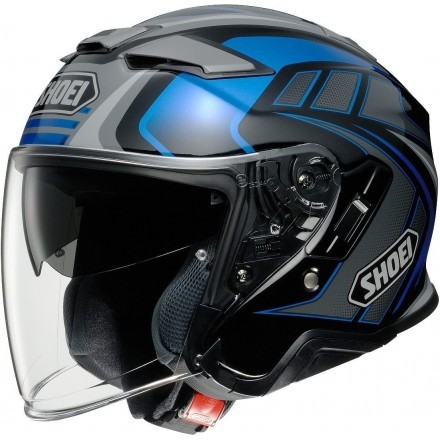 Shoei J-Cruise II jet helmet - Matt Deep Grey