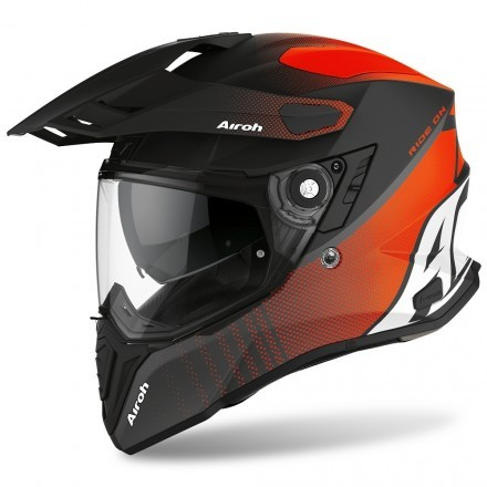 Airoh Commander Progress Special Edition full face helmet - RedGloss