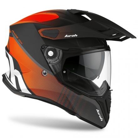 Airoh casco integrale Commander Progress Special Edition - RossoLucido