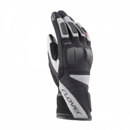 Clover SW-2 Wp Summer glove - Black/Yellow