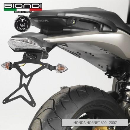 Biondi portatarga con sottocoda 8901005 per Honda Hornet 600 (2007)