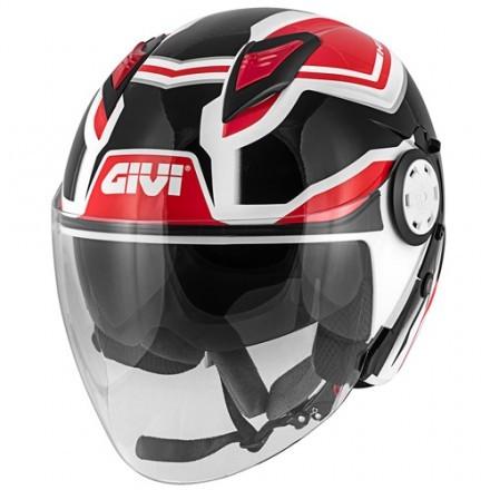 Givi 12.3 Stratos Shade jet helmet -
