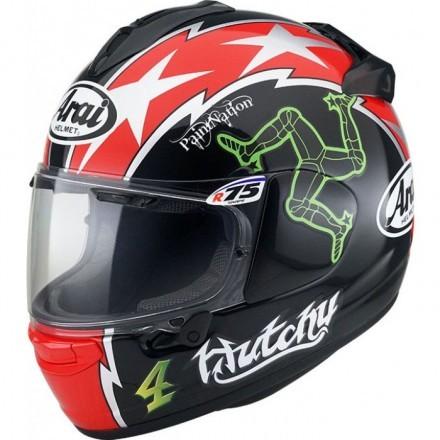 Arai Chaser-X full face helmet - Cliff White