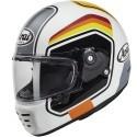 Arai casco integrale Concept-X - Number White