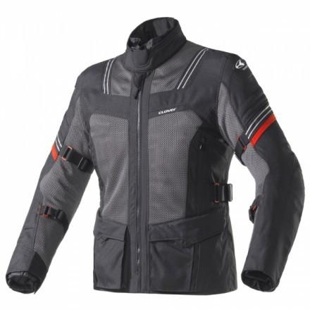 Clover Ventouring-3 jacket - Black/Black