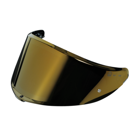 Agv iridium gold visor for K6 helmet - MPLK