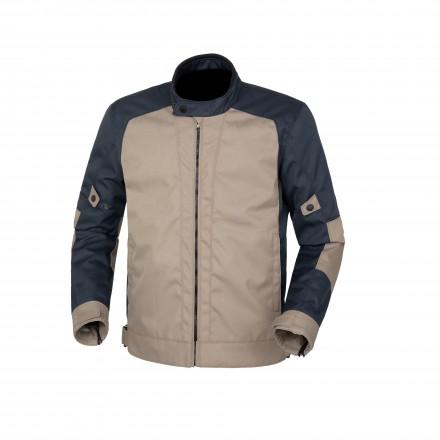 Tucano Urbano man jacket Texwork - Blu scuro / Grigio