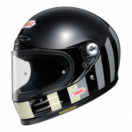 Shoei vintage full face helmet Glamster - Black