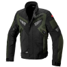 Spidi Freerider H2Out man jacket - 449 Green/Black