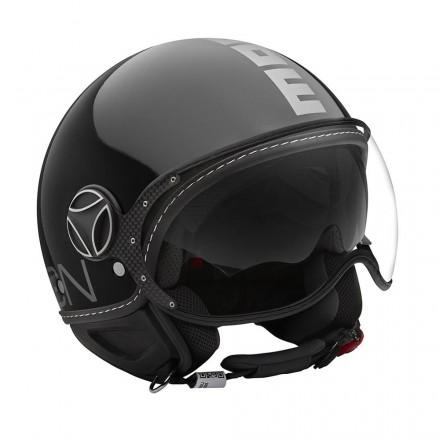 Momo Design Fgtr Evo - Glossy Black Helmet