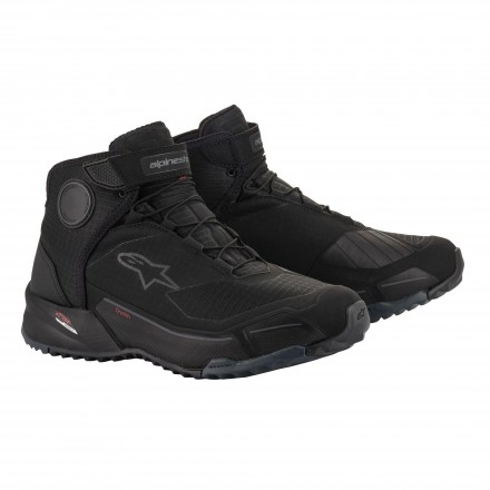 Alpinestars scarpa uomo CR-X Drystar Riding Shoes - BlackBlack