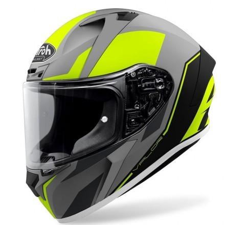 Airoh casco integrale Valor Wings - Yellow Matt