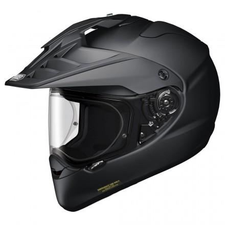 Shoei hornet ADV motard helmet - Matt black
