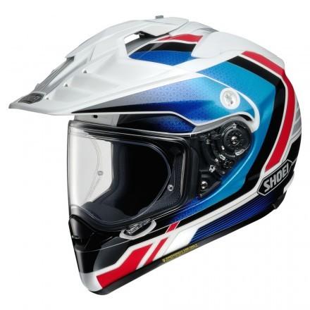Shoei hornet ADV motard helmet - Sovereign TC10