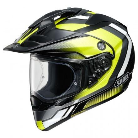 Shoei hornet ADV motard helmet - Sovereign TC3