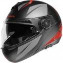 Schuberth casco modulare C4 Pro - Merak Red