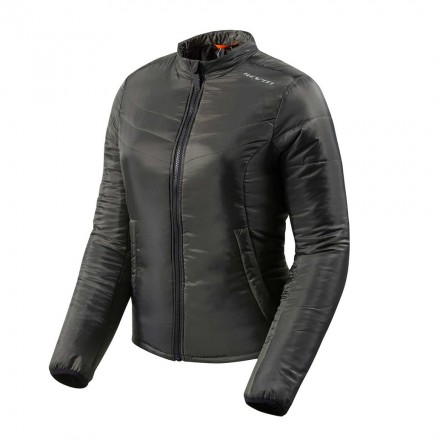 Rev'it Core quilted lady jacket - Black