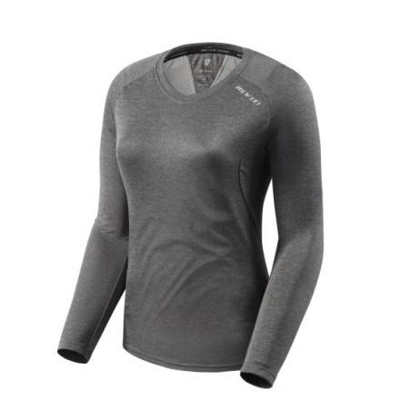 Rev'it thermal shirt woman Sky LS - Dark gray