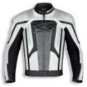 Spyke motika gp leather jacket