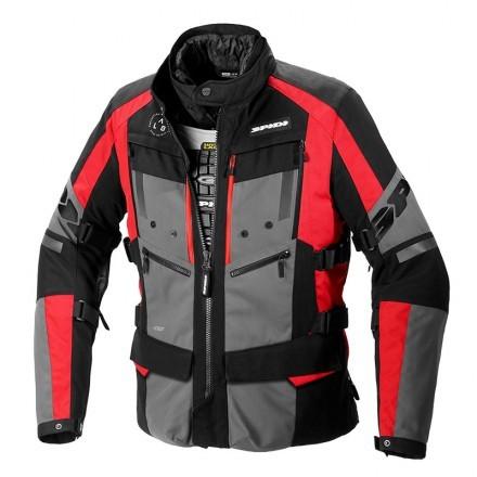 Spidi 4 Season Evo H2Out man jacket - 014 Red
