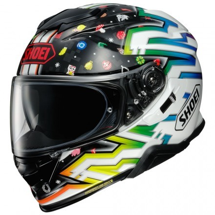 Shoei casco integrale Gt-Air 2 - Lucky Charms TC-10
