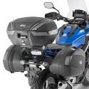 Givi rear attachment 1146FZ for Honda NC750X (16-20) - Honda NC750S (16-20)