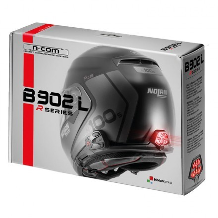 Nolan N-com interfono bluetooth singolo B902L R series