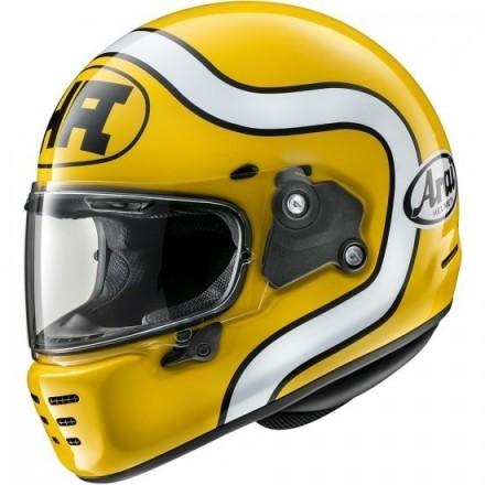 Arai Concept-X full face - Ha Yellow