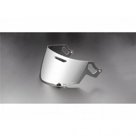 Arai visiera specchio argento per casco Chaser-X/Concept-X/RX-7V
