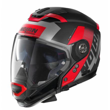Nolan N70-2 Gt Celeres N-Com casco componibile - Flat Black 31