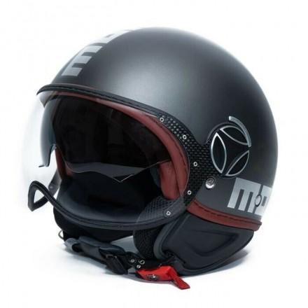 Momo Design Fgtr Evo jet helmet - Limited Edition Winter 21