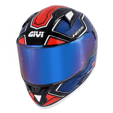 Givi casco integrale 50.6 Sport Deep Limited Edition - Blu / Rosso